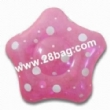 PVC flocking inflatable pillow